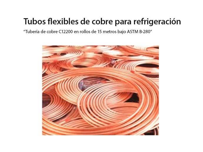 Precio de tuberia de cobre best tubo flexible de cobre - Precio de tuberia de cobre ...